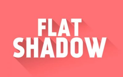 Flat Long Shadow Creator