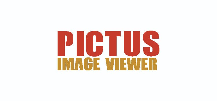 pictus-image-viewer