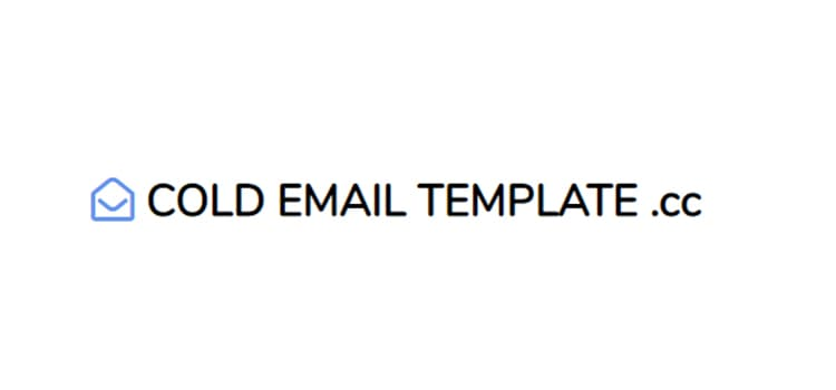 cold-email-template